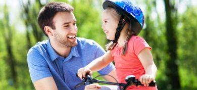 Πώς θα μάθει το παιδί ποδήλατο πιο εύκολα;