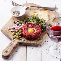 Comment réaliser un parfait steack tartare - Cuisine et Vins de France
