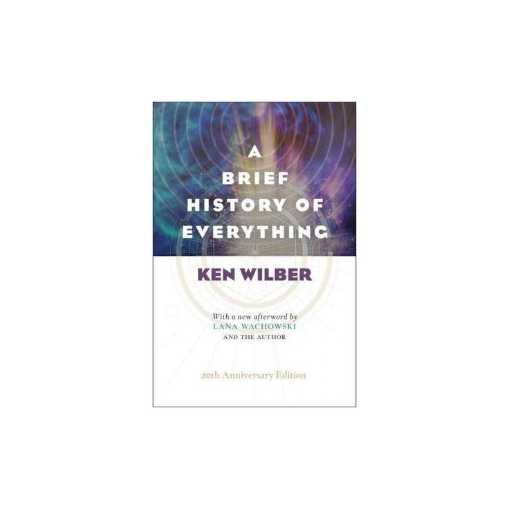 Brief History of Everything (Paperback) (Ken Wilber)