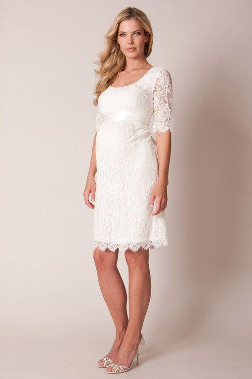 Bien-aimé Les 25 meilleures idées de la catégorie Robe de mariée enceinte  LS98