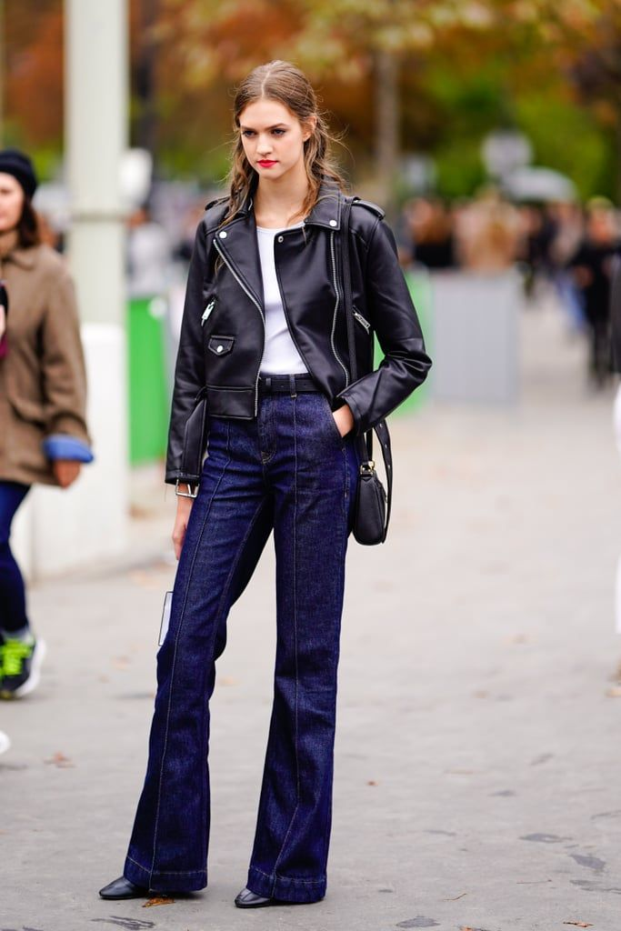 6434e929812 2019 s Fresh Crop of Denim Trends May Have You Tossing Your Skinnies ...