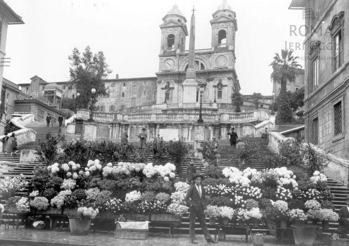 Trinità dei Monti (1930 ca)