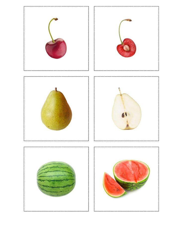 (2015-06) Kirsebær, pære, vandmelon