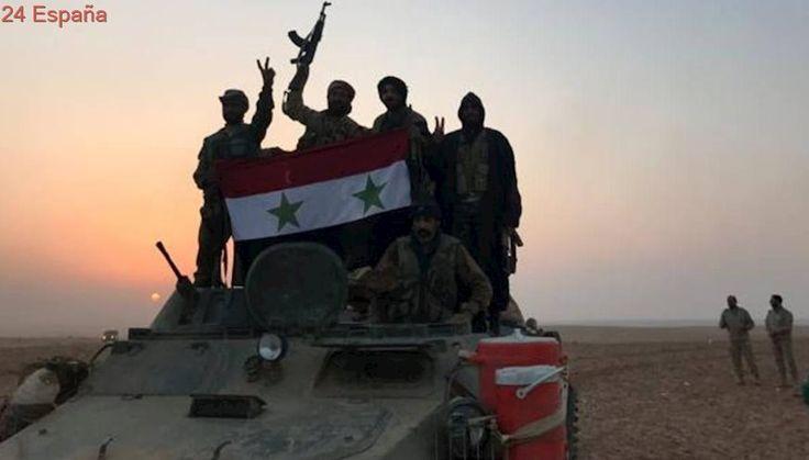 Daesh expulsa de su último bastión en Siria a las tropas de Al Assad