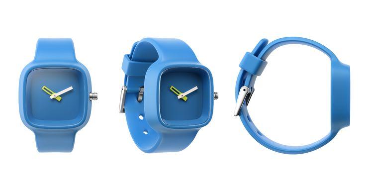 56d0e18cc20 Blue watch
