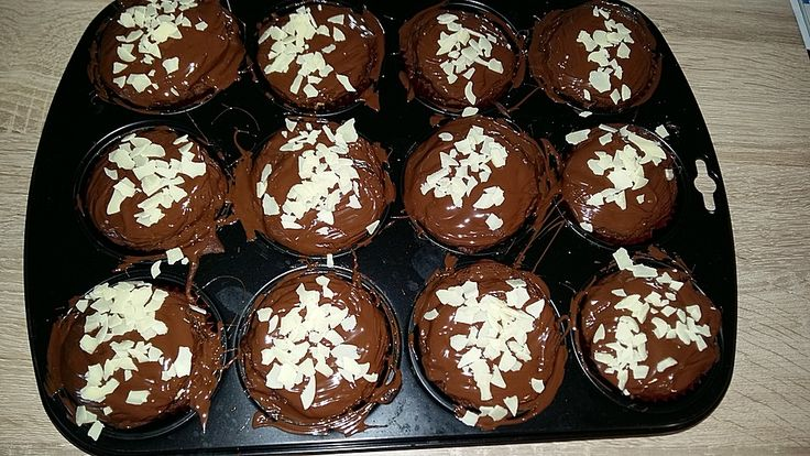 Schoko - Buttermilch - Muffins
