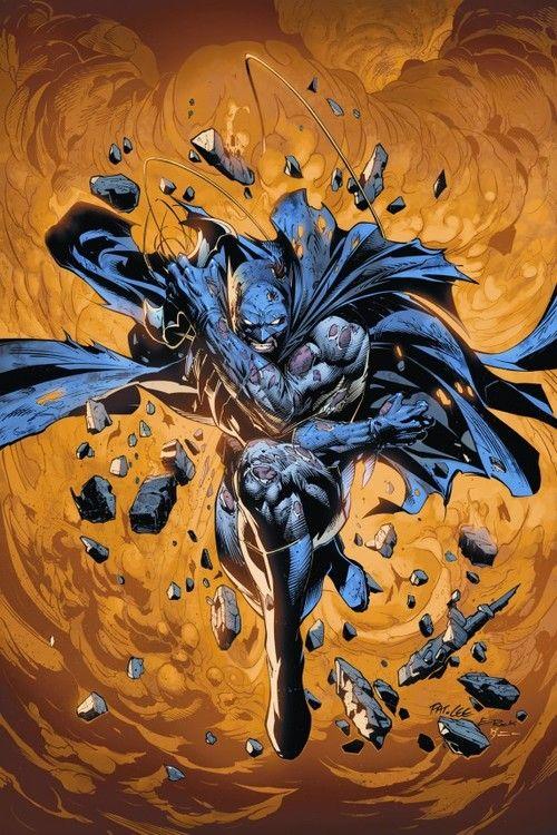 Batman by Pat Lee