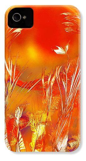 Printed with Fine Art spray painting image Spring On The Red Planet by Nandor Molnar (When you visit the Shop, change the orientation, background color and image size as you wish)