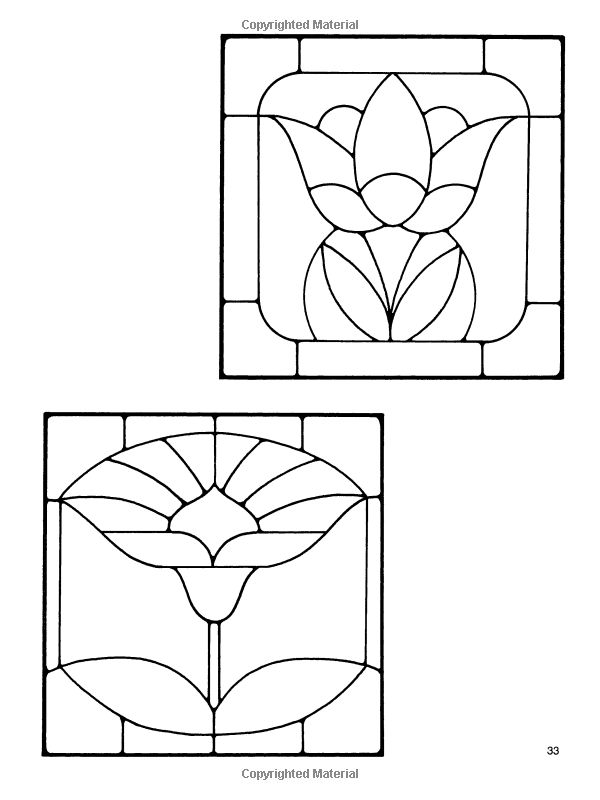 367 best Stained Glass Patterns images on Pinterest