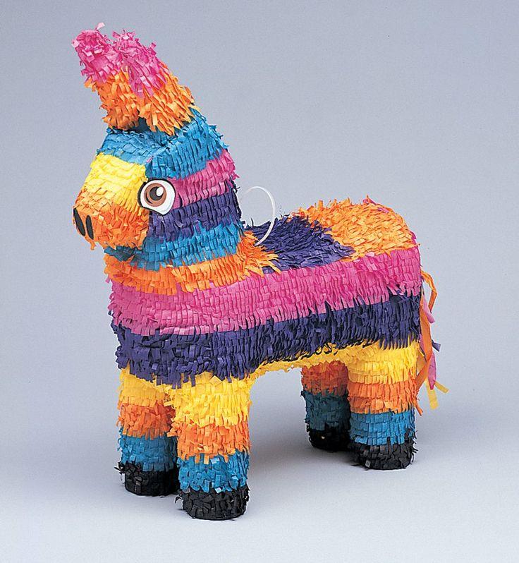 Piñatas Burritos , Unicornios, Caballitos Incluye El Palo - $ 279,00 en MercadoLibre