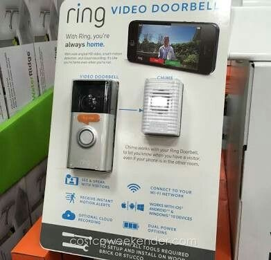 Amazon acquired the smart doorbell maker Ring for US$1.2B.