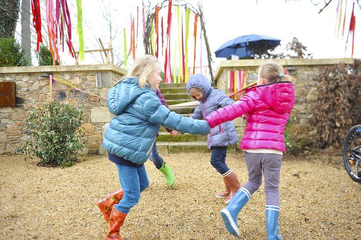 Domaine des Etangs - S'amuser #children #playing