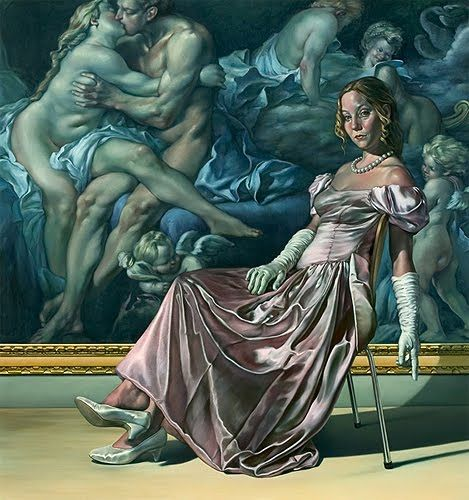 Realism Arts: Geoffrey Laurence, American Realists Artists, Realism