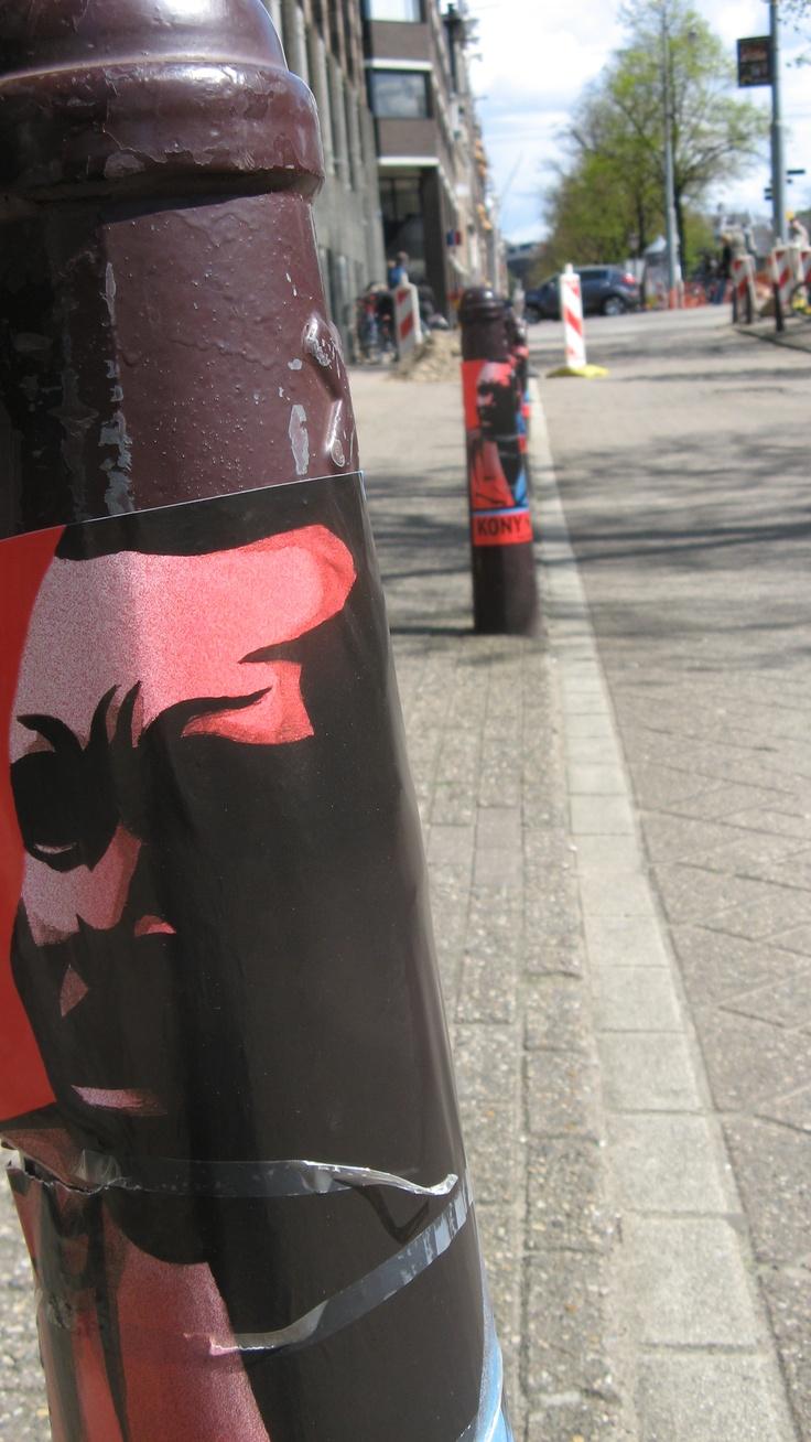 KONY2012 AMSTERDAM