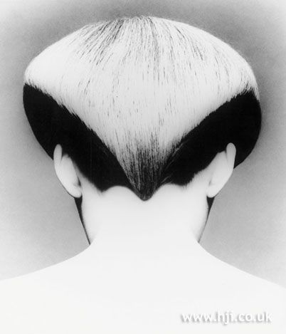 1974 The Wedge by Trevor Sorbie for Vidal Sassoon