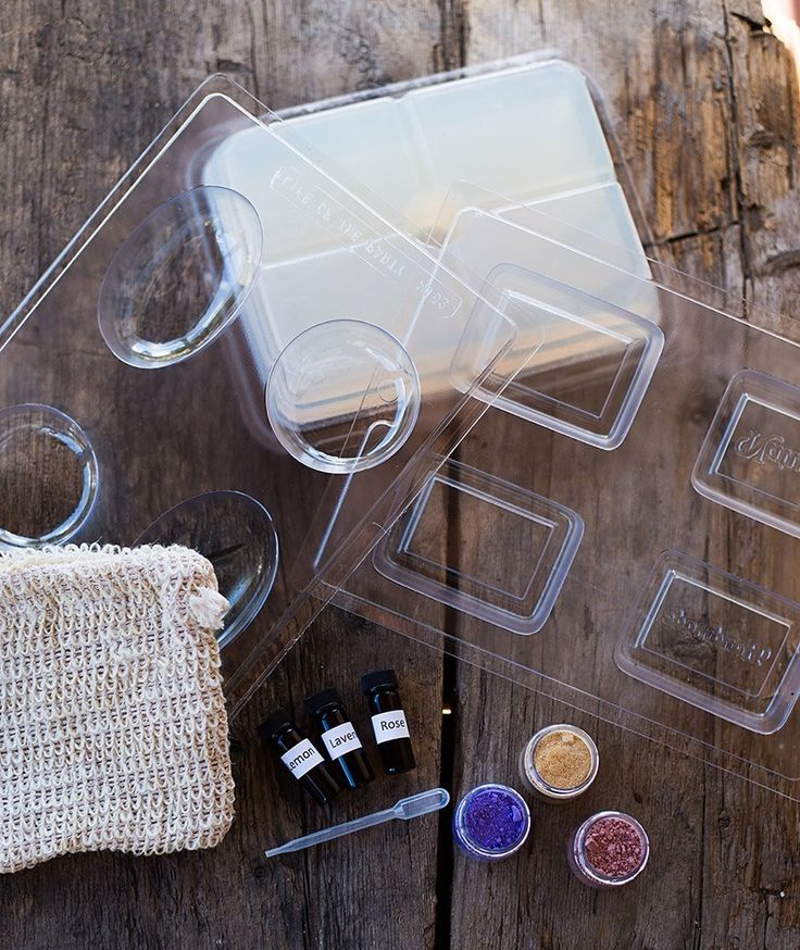 Purely Pleasant Soap Making Kit