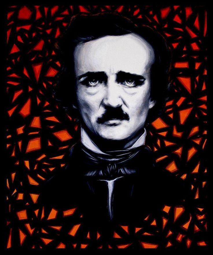 Poe by crossofnailsstudio.deviantart.com on @DeviantArt