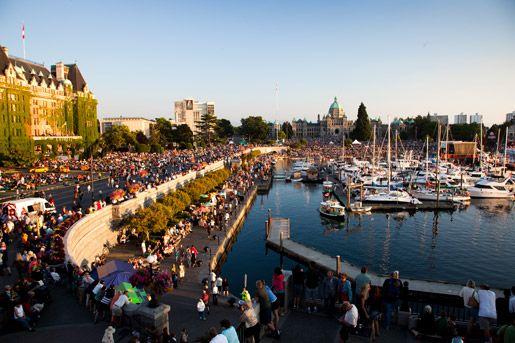Inner Harbour - Victoria, Canada