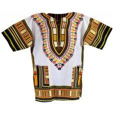 African Dashiki Shirts African Shirts Tribal Shirts Caftan Style Traditional Dashiki Several Colors Unisex Top Shirts
