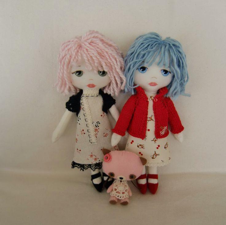 Gingermelon Dolls: April 2010