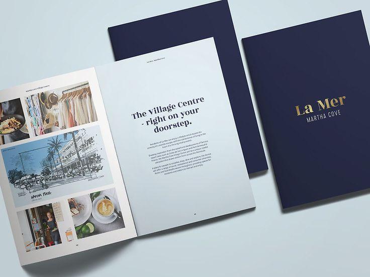 La Mer, Martha Cove - Brochure by Small & Co