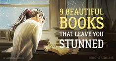 Nine beautiful books that will leave you stunned