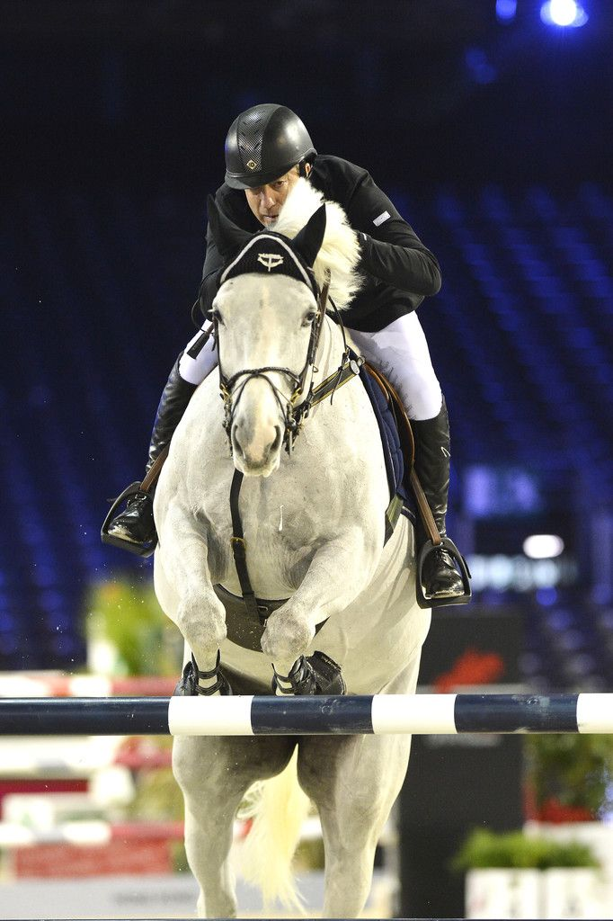 Michael Whitaker Photos: Gucci Paris Masters 2013 : Day 3