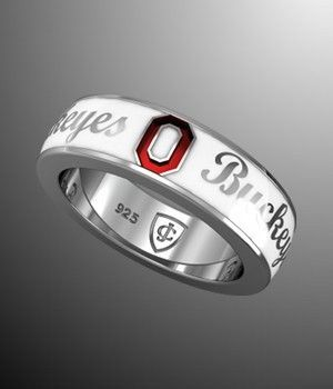 "Ohio State University White ""Buckeyes"" Band"