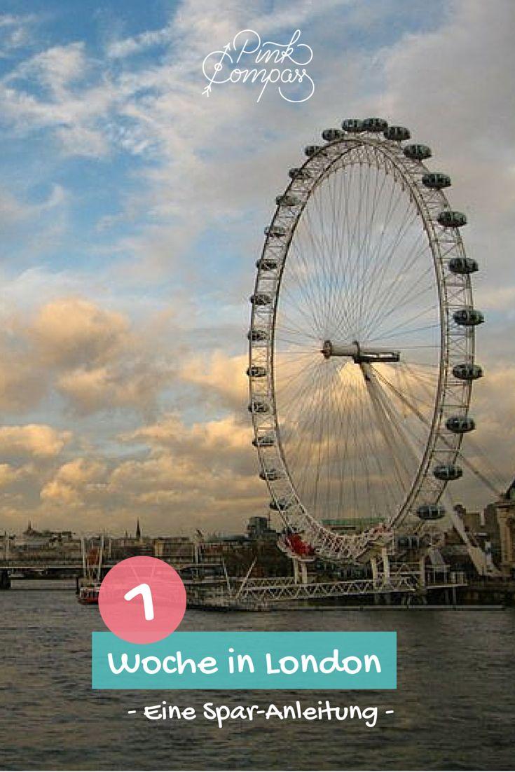 London ist seit Jahren eine der teuersten Städte. Wie Du Dir 1 Woche in der Stadt an der Themse trotzdem leisten kannst, liest Du hier! #london #großbritannien #frauenreisensolo #sparen