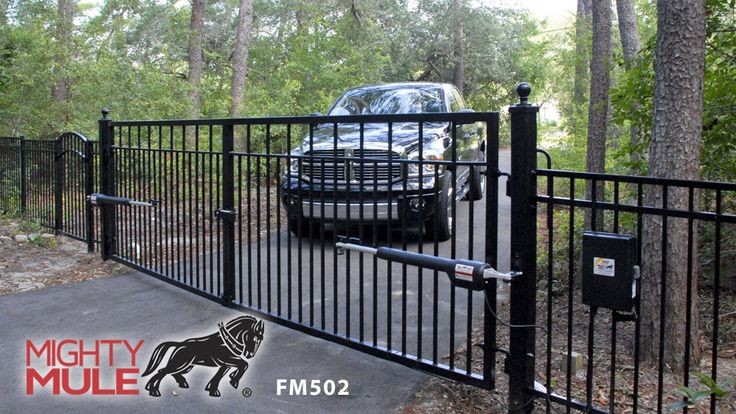 Mighty Mule FM502 Automatic Gate Opener