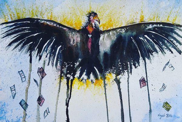 Condor animal totem