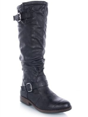 Montage 02 Slouchy Riding Knee High Boot --- http://www.pinterest.com