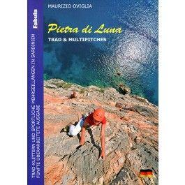 Pietra di Luna (Mehrseillängen) Band 2 - -- tmms-shop - Kletterführer und mehr