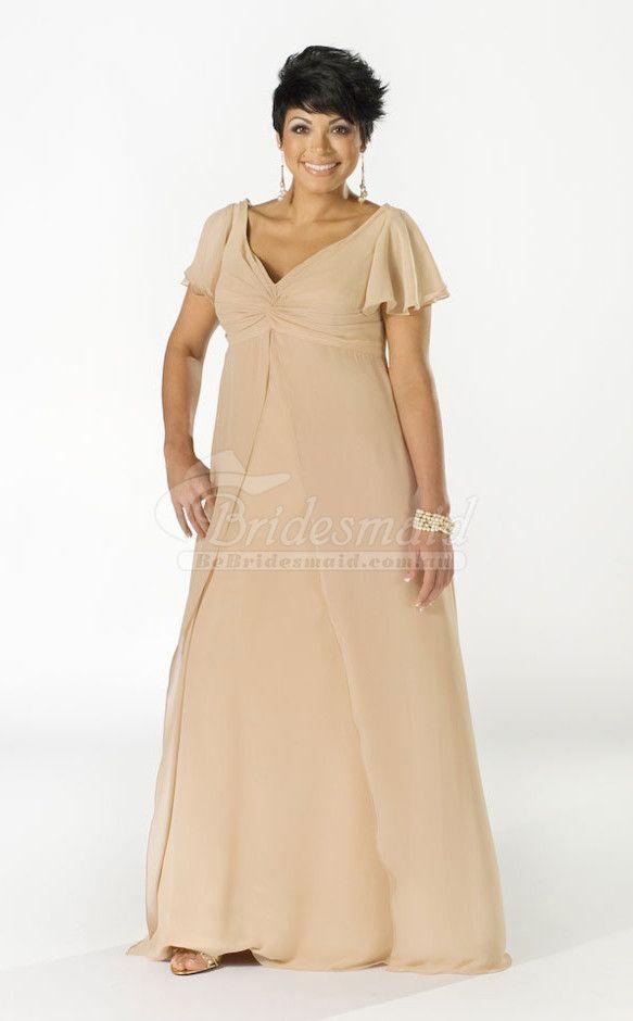 14 best Plus Size Bridesmaid Dresses images on Pinterest ...