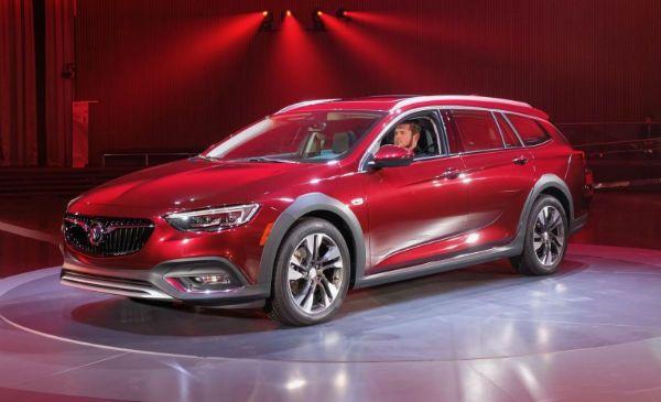 2019 Buick Wagon Buick Regal Buick Wagon Buick