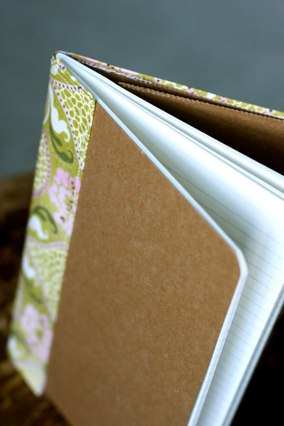 $10 Covered Moleskine Notebook