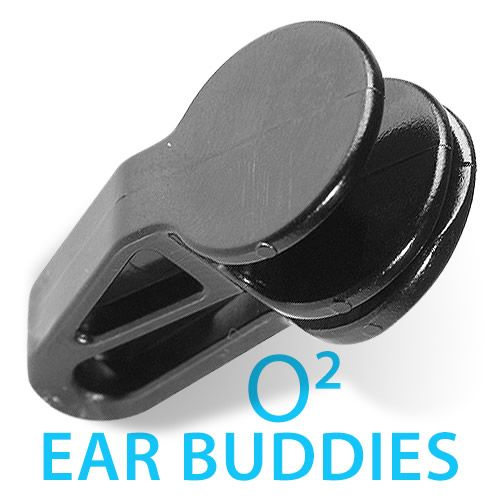 Oxygen Therapy Users: Finally a Solution for Sore Ears!