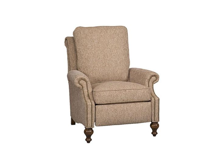 This recliner comes standard with a deluxe seat cushion welt and -7B nailhead trim  sc 1 st  Pinterest & 100 best Furniture Chairs images on Pinterest | Furniture chairs ... islam-shia.org