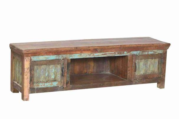 Lowboard In Vintage Optik India Vintage Mobel Bei Mobelhaus Dusseldorf Vintage Mobel Sideboard Tv Sideboard