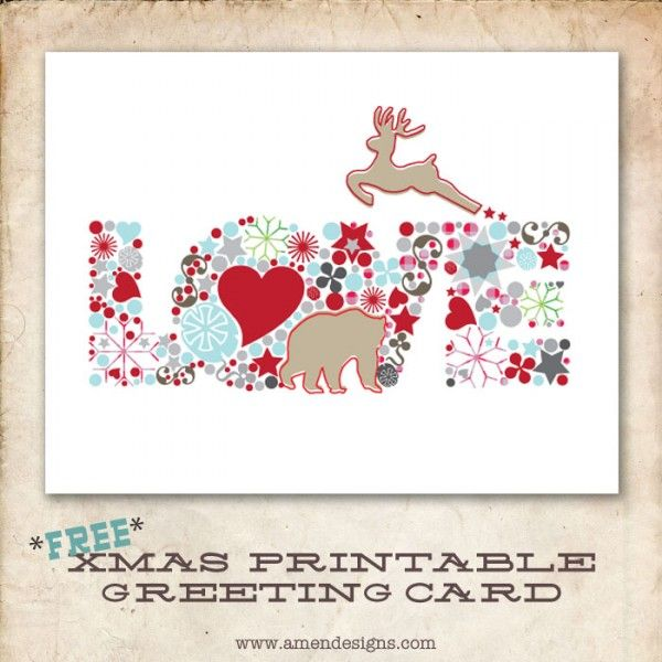 1000+ Images About AMEN Designs - Free Printables On Pinterest