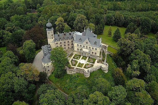 Schloss Callenberg, D-96450 Coburg, Bayern. © Stiftung der Herzog von SCG Familie