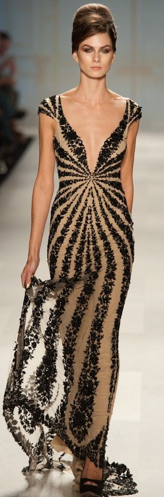 Long gorgeous gown #formalgowns