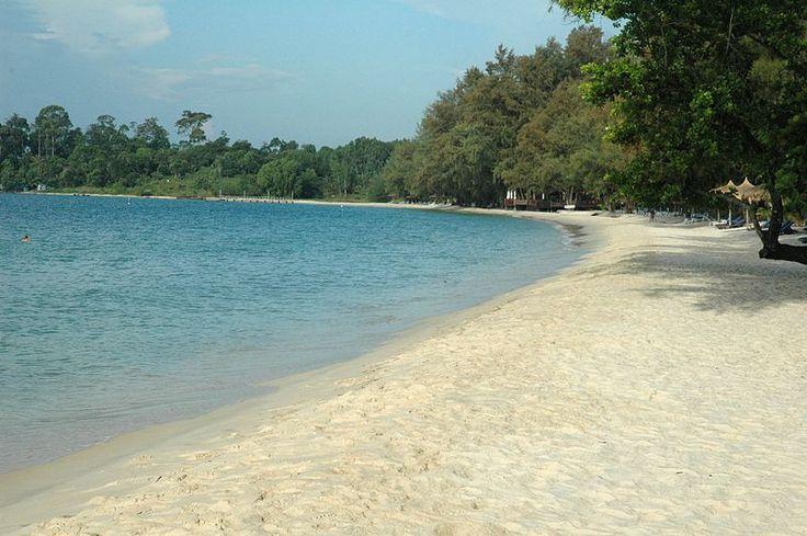 Sokha Beach, Cambodia