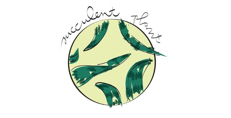 #illustration #MLC #succulent #plant letiziamlc.tumblr.com