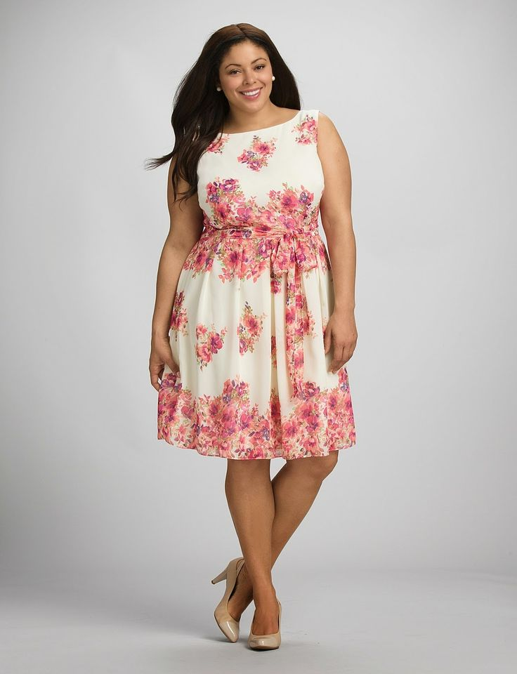 3240 best vestidos plus size images on Pinterest | Feminine fashion ...