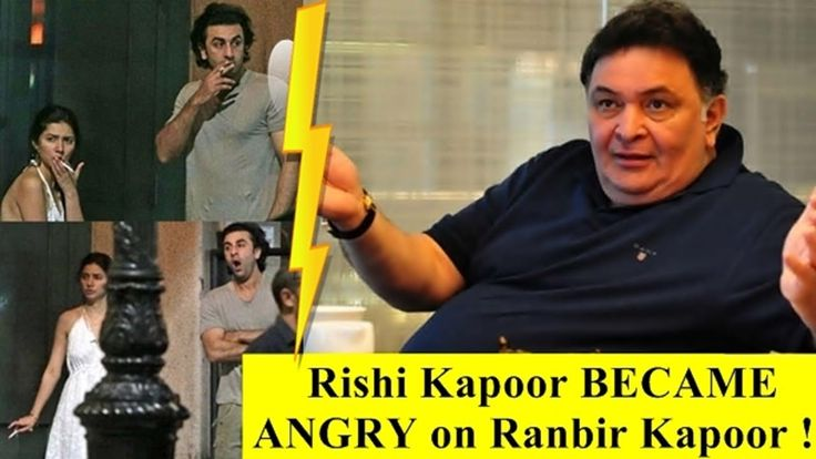 Rishi Kapoor REACTS and BECAME ANGRY on Ranbir Kapoor's SMOKING photo | Here's What He Said! - Download This Video   Great Video. Watch Till the End. Don't Forget To Like & Share Rishi Kapoor REACTS and BECAME ANGRY on Ranbir Kapoor's SMOKING photo | Here's What He Said! For any copyright issue contact us at rongoshare@yahoo.com or one of our SOCIAL NETWORKS.Once We have received your message and determined you are the proper owner of this content we will have it removed for sure.There is no…