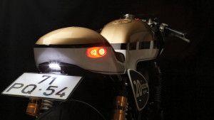 Sepeda Motor Yamaha XJR1300 merayakan 20 tahun , Custom-made CS-06 4