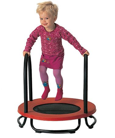 Loving this Baby Trampoline on #zulily! #zulilyfinds
