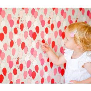 Pop & Lolli - Sarah Jane Balloons Wall Paper