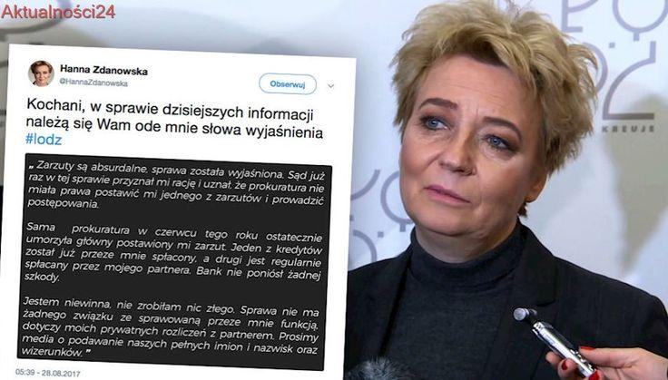 """Akt oskarżenia wobec prezydent Łodzi w sądzie. """"Zarzuty są absurdalne"""""""